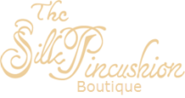 The Silk Pincushion Logo