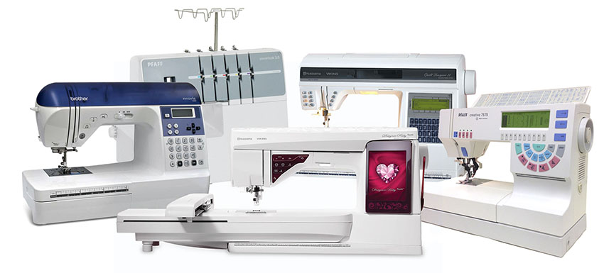 Sewing Machine Repair and Service from The Silk Pincushion