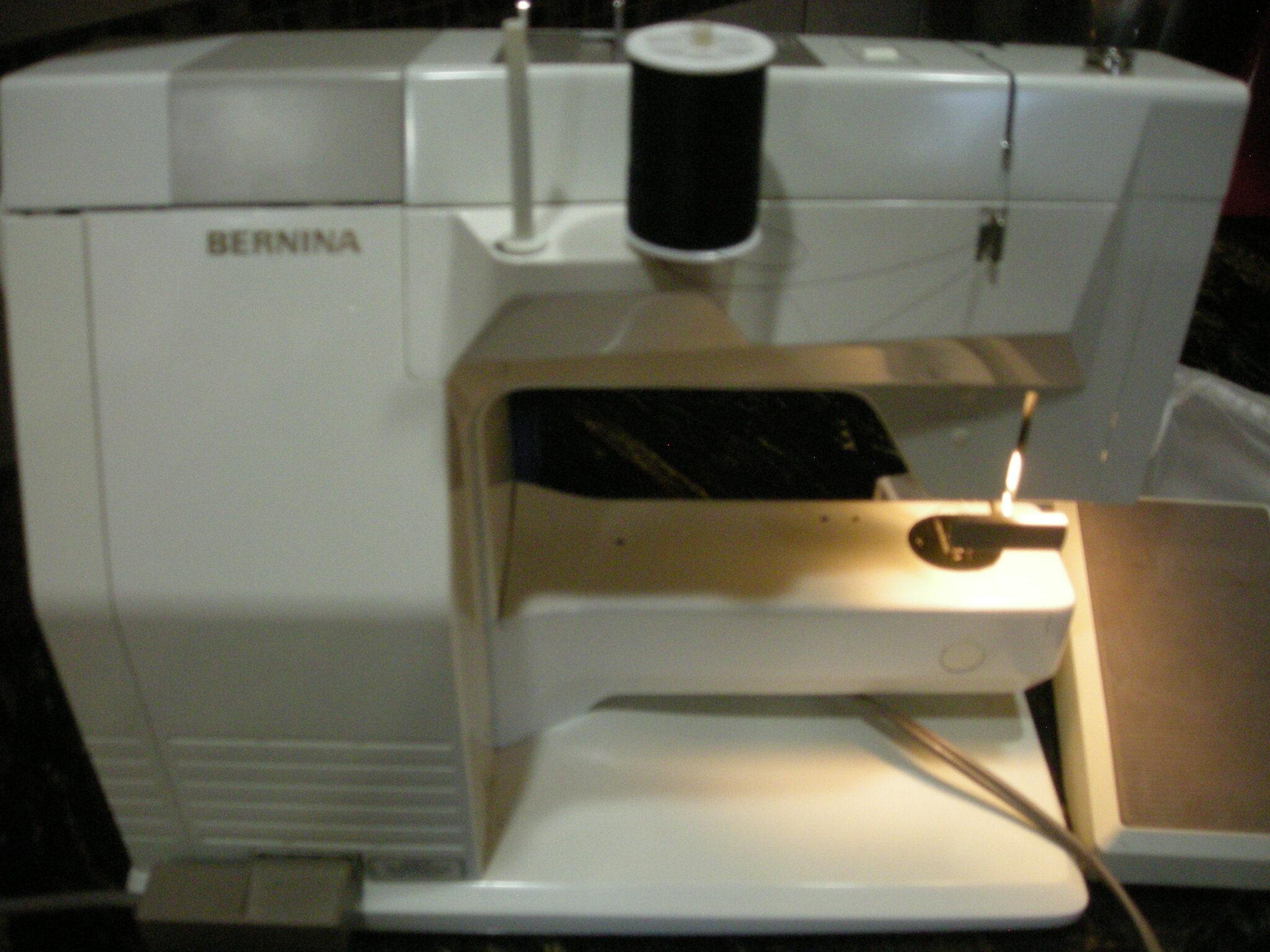 The 930 made when bernina was Bernina Record
